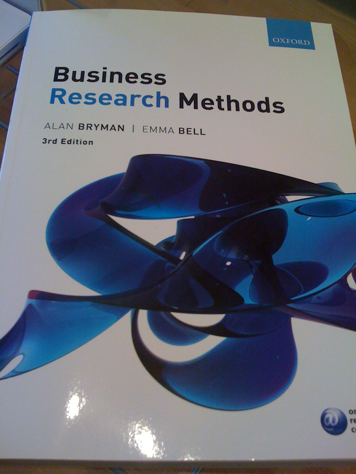bryman and bell research methods This cited by count includes citations to the following articles in scholar  a bryman, e bell, b nilsson liber ekonomi  journal of mixed methods research 1 .